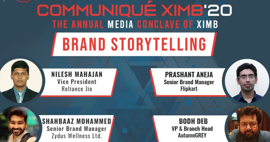 XIMB COMMUNIQUÉ 2020 – Annual Media Conclave on Sunday