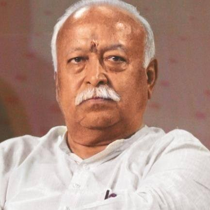RSS Chief Mohan Bhagwat in Odisha