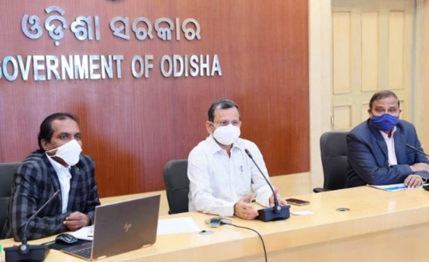 Odisha chief secretary gives tips to collectors on cleanliness
