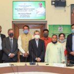 Vedanta Jharsuguda wins the 'Best Exporter' Award