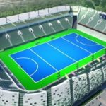 Odisha CM lays stone for int'l standard hockey stadium at Rourkela