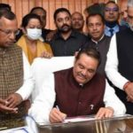 Vijay Sampla assumes charge of Chairman National Commission for Scheduled Castes (NCSC) today