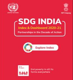 Odisha's SDG Performance raises by 10 Points, State Ranks Number-1 in SDG-13 and SDG-14