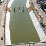 Odisha CM's secretary (5T) Pandian reviews Taladanda canal beautification project