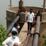 OLIC chairman Amresh Patri visits Banki