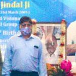JSPL Barbil observes 91st Birth Anniversary of OP Jindal