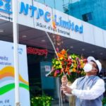 NTPC Mining HQ celebrates 75th Independence Day