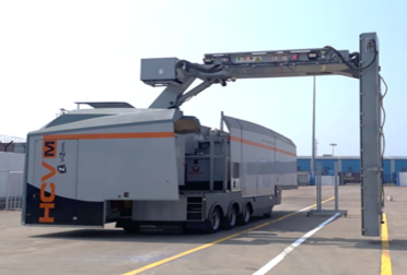 Paradeep Port installs new container scanner